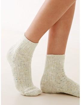 1pair Colorful Pot Socks