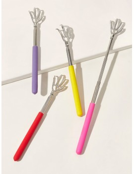 1pc Stainless Steel Random Color Scratcher