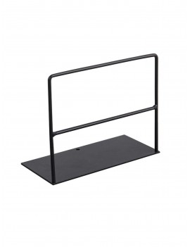 1pc Simple Metal Bookend