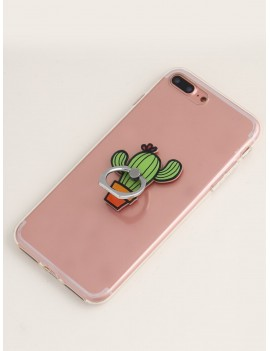 Cactus Design iPhone Ring